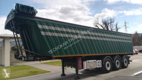 TecnoKar Trailers DELFINO EVOLUTION semi-trailer used tipper