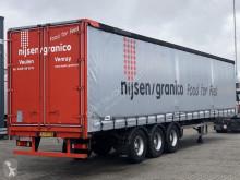 Montracon SCHUIFZEIL / ROR-ASSEN semi-trailer used tautliner