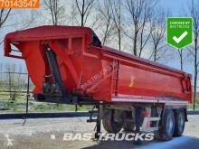 Cimar tipper semi-trailer 18m3 Steel Tipper