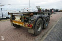 Semi remorque LAG Container Chassis / 20FT / BPW axles / Drum Brakes porte containers occasion