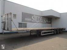 Semi remorque plateau Coder Trailer , 3 SAF Axles , Disc brakes , Air suspension