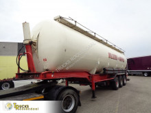Semiremorca Atcomex 56 m3 + tipping Bulktank + + tip top 4 pieces in stock cisternă second-hand