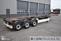 Návěs Krone SD nosič kontejnerů použitý