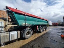 Benalu C34CSB01 22 cub semi-trailer used tipper