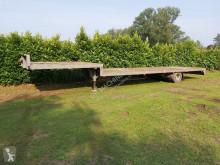 Stevens heavy equipment transport semi-trailer Semi dieplader