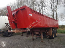Robuste Kaiser S330 HEAVY STEEL SUSPENSION semi-trailer used tipper