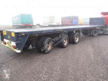 Floor FLUO-18-30H semi-trailer used flatbed