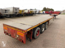 Goldhofer 6.8 M EXTENDABLE semi-trailer used flatbed