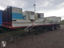 Groenewegen DRO-12-20 semi-trailer used flatbed
