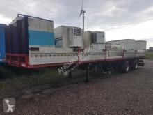 Groenewegen flatbed semi-trailer DRO-12-20