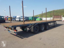 Groenewegen DRO-12-27 semi-trailer used flatbed