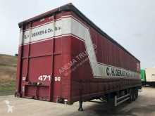 Trailer Floor FLO-19-27 tweedehands Schuifzeilen