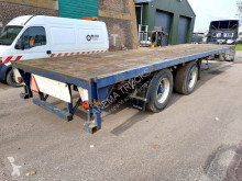 Semi-trailer used flatbed