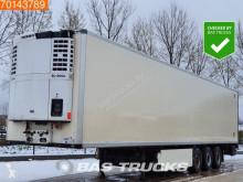 Krone Thermo King SL-200e Liftachse Palletenkasten semi-trailer used mono temperature refrigerated