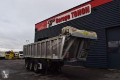 Kaiser BENNE TP ALU semi-trailer used tipper