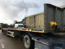 MAX Trailer flatbed semi-trailer MAX 100 EXTENSIBLE