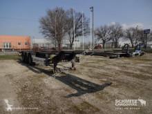 Semi Schmitz Cargobull Containerchassis Standard