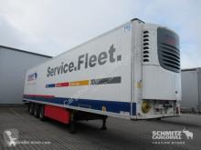 Semiremorca Schmitz Cargobull Tiefkühler Multitemp Doppelstock Trennwand izoterm second-hand