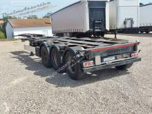 Kögel semi-trailer used container