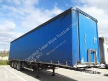 Tautliner semi-trailer Rideaux Coulissant Standard