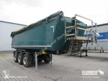 Yarı römork damper Schmitz Cargobull Semitrailer Tipper Alu-square sided body 27m³