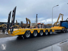 Semi remorque porte engins Scorpion HKM 5 80 tons NEW UNUSED