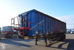 Kaiser tipper semi-trailer BENNE ACIER - CHASSIS ALU