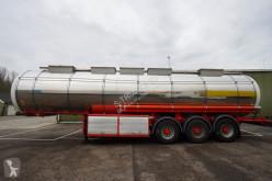 LAG chemical tanker semi-trailer ADR FUEL TANK TRAILER