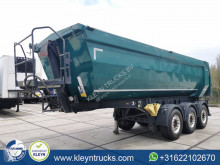 Kempf HALFPIPE semi-trailer used tipper