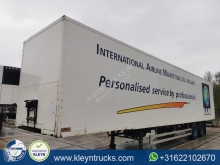 Pacton box semi-trailer TXD 230