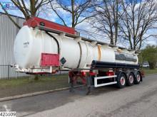 Trailer Clayton Chemie 28535 Liter tweedehands tank