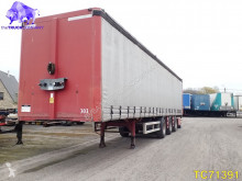 Renders tautliner semi-trailer Curtainsides