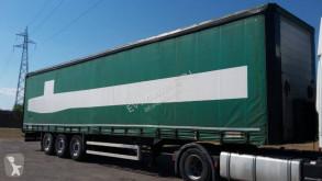 Sættevogn Schmitz Cargobull Centinato alla Francese glidende gardiner brugt