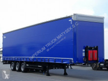 Kögel CURTAINSIDER / MEGA / COILMULD / SAF /LOW DECK/ semi-trailer used tarp