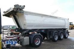 Návěs Meiller MHPS 41/3S, Stahl, 25m³, Cramaro-Verdeck, Lift korba použitý