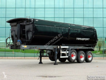 Trailer ATM OKA 15/27 ISOLATED ASPHALT TIPPER TOP COVERS BPW AXLES tweedehands kipper