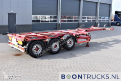 Trailer Broshuis 3 UCC-39/45 EU | 2x20-30-40-45ft HC * DISC BRAKES * APK 01-2022 tweedehands containersysteem