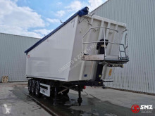 Semi remorque benne Fliegl Oplegger 55m2 NEW condition