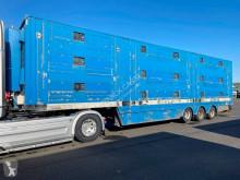 Pezzaioli livestock trailer semi-trailer 3 étages - 3 compartiments
