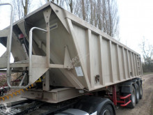 Semi remorque General Trailers TF34 TF34CZ1L benne accidentée