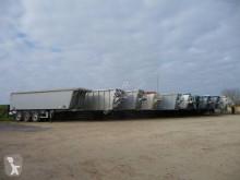Stas Benne mixte 40m3 semi-trailer used tipper