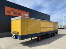 Krone 2.80m Innenhöhe, BPW+Scheibenbremsen, Code-XL semi-trailer used tautliner