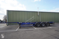 Krone CONTAINER TRAILER semi-trailer used container