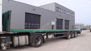 Flatbed semi-trailer SMB AXLES / DRUM BRAKES / FREINS TAMBOURS