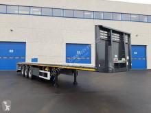 Kässbohrer flatbed semi-trailer SPB BETON