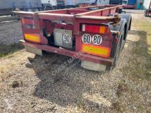 Yarı römork konteyner taşıyıcı Fruehauf Non spécifié