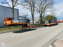 Nooteboom heavy equipment transport semi-trailer Lowbed 122.240 kg, 9.00 mtr extendable, B 2,72 mtr