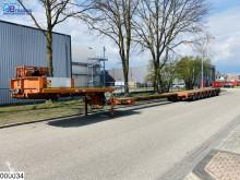 Semi remorque porte engins Nooteboom Lowbed 122.240 kg, 9.00 mtr extendable, B 2,72 mtr