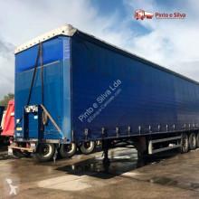 Schmitz Cargobull tautliner semi-trailer SCS 24