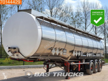 Burg BPO16-27 Chemie Tank 45.000 Ltr / 4 / semi-trailer used chemical tanker